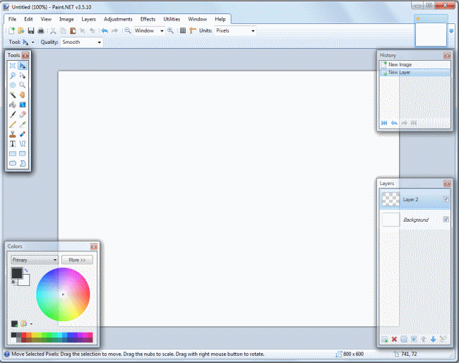 Drawing program for Painting programs free download